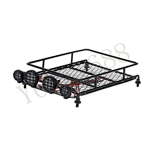 yosa-original-austar-roof-luggage-rack-with-led-light-bar-for-1-10-1-8-rc-cars-rock-crawler-rally-4w
