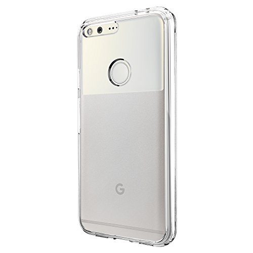 Spigen-Ultra-Hybrid-Google-Pixel-XL-Case-with-Air-Cushion-Technology-and-Hybrid-Drop-Protection-for-Google-Pixel-XL-2016-Crystal-Clear