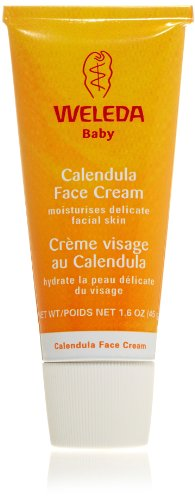 Weleda Baby Calendula Face Cream, 1.6-Ounce