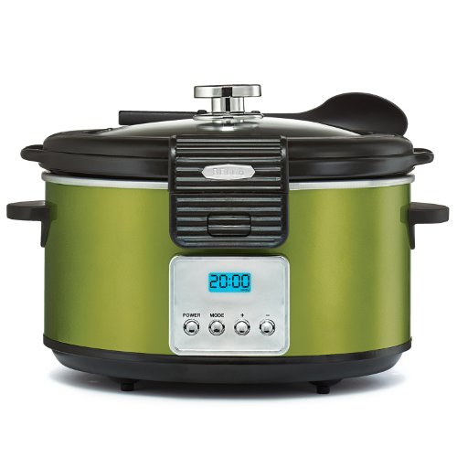 Linea Collection 5 QT Programmable Slow Cooker