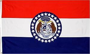 Missouri State Flag 3x5 3 x 5 Brand NEW MO US Polyester