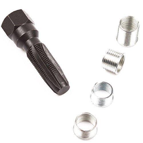 qbace-14mm-bougie-allumage-reenfiler-rechaper-reparateur-de-fils-reparation-robinet-outil-fraise-gar