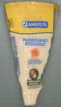 Italian Parmigiano Reggiano Pre Cut (Approx 10 Ounces)
