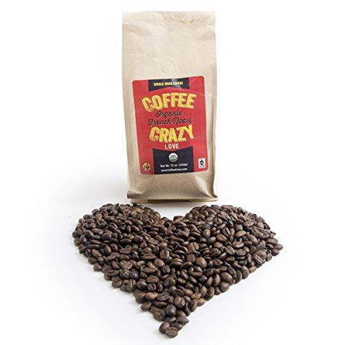 CoffeeCrazy Premium USDA Organic, Fair Trade