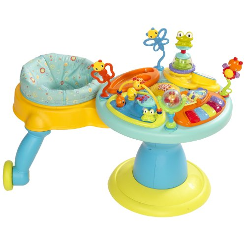 Cheapest Prices! Bright Starts Around We Go Activity Station, Doodle Bugs