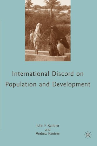 International Discord On Population And Development front-819231