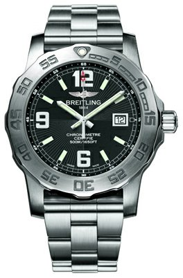 NEW BREITLING AEROMARINE COLT 44MM MENS WATCH A7438710/BB50
