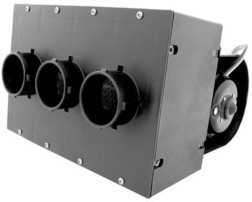 Firestorm Utv Underhood Cab Heater With Defrost Kit For Full-Sized Polaris Ranger