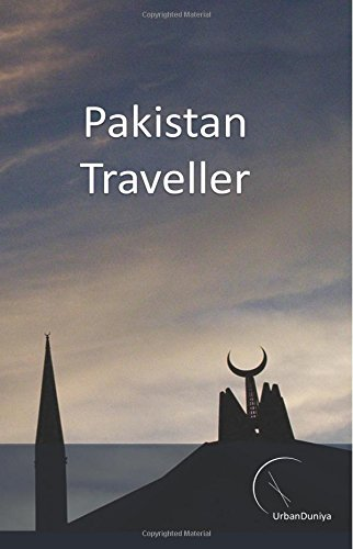 Pakistan Traveller Book Cover