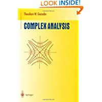 Complex Analysis (Undergraduate Texts in Mathematics)