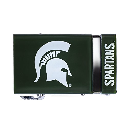Michigan State Spartans 40mm Buckle (Nhl Belt Buckle compare prices)