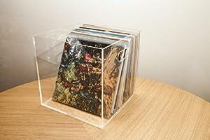 Box per dischi vinile casa e cucina - Porta dischi vinile ...