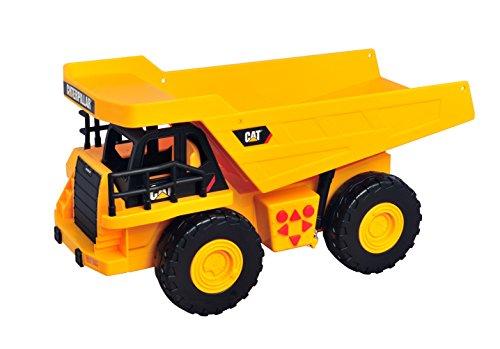Toy State Caterpillar Construction Job Site Machines: Dump Truck (Caterpillar Toy Trucks compare prices)