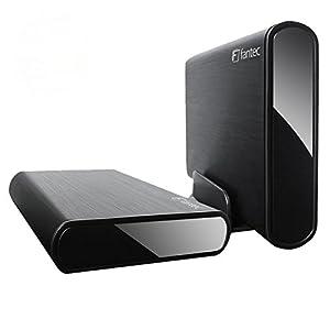 Fantec DB-ALU3-6G - Disco duro en red (8,89 cm (3.5), 4 TB, Serial ATA III, Negro, Estado, Aluminio)  Informática Más información y revisión del cliente