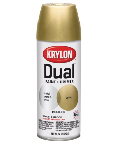 Krylon 8845  Dual Metallic Paint