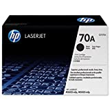 HP 70A Black LaserJet Toner Cartridge: Q7570A (Q7570A)
