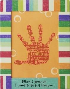 Hallmark Magic Prints Gifts - Just Like You Magnet Frame - 1