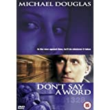 Don't Say A Word [DVD] [2002]by Michael Douglas