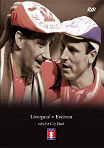 1989 FA Cup Final Liverpool FC v Everton [DVD] by Ilc Media