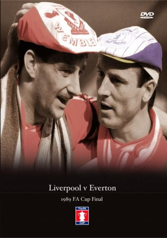 1989 FA Cup Final Liverpool FC v Everton [DVD]