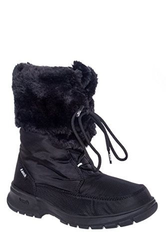 Seattle Lace-Up Waterproof Snow Boot