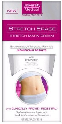 University Medical Stretch Erase Stretch Mark Cream 3.75 fl oz (110 ml)