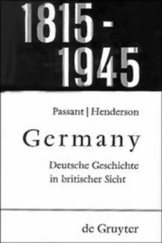 Image for A Short History of Germany: 1815-1945