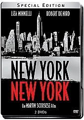 New York, New York (Steelbook) [Special Edition] [2 DVDs]