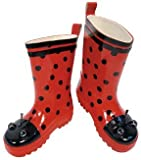 Ladybug Kidorable Rain Boots/Wellies - Size 11