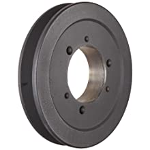 Martin V-Belt Drive Sheave, C Belt Section, 1 Groove, Class 30 Gray Cast Iron
