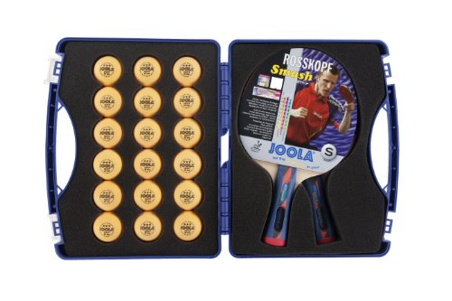 Buy Bargain JOOLA Expert Table Tennis Tour Case Set, Blue