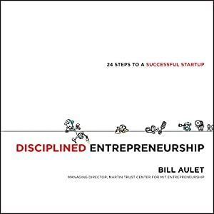 Disciplined Entrepreneurship Audiobook