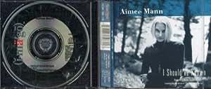 I SHOULD'VE KNOWN CD UK IMAGO 1994