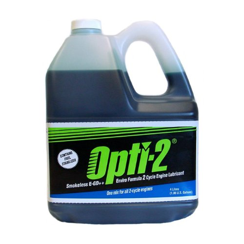 Opti-2 20044-1 1 Gal Enviro Formula 2-Cycle Engine Lubricant w/ Fuel Stabilizer (Opti Fuel compare prices)
