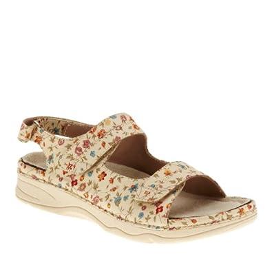 Drew Shoe Women's Dora Sandals,Multicoloured,5 M