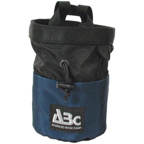 Abc Solid Finger Chalk Bag