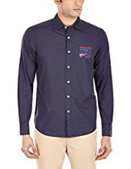 American Swan Men's Casual Shirt - B00QHYW54M