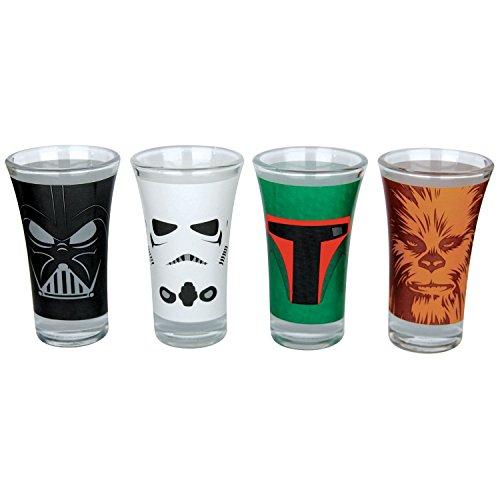Star Wars Shot Glass Set
