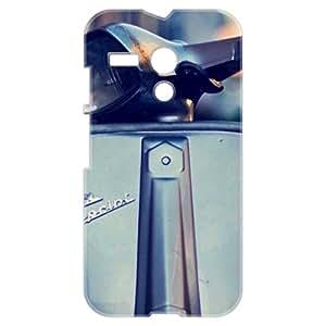 a AND b Designer Printed Mobile Back Cover / Back Case For Motorola Moto G (Moto_G_3D_1312)