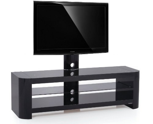 meuble tv noir laque d angle pas cher. Black Bedroom Furniture Sets. Home Design Ideas