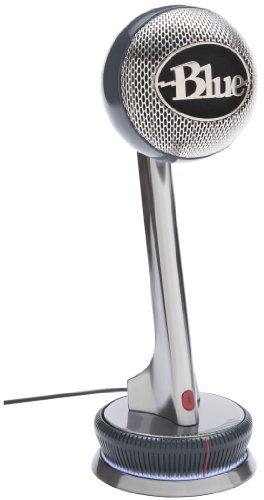 Blue Microphones Nessie adaptives USB Kondensatormikrofon, kardioid