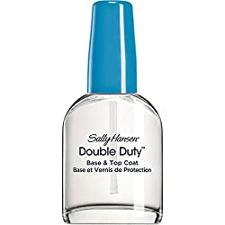 Sally Hansen Double Duty Base and Top Coat 0.45 Fluid Ounce