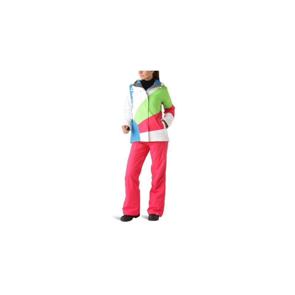 b9b141d1dacba2 Roxy Damen Snowboard Jacke Sunlight, white, XL, WPWSJ144 WHT XL Sport &  Freizeit