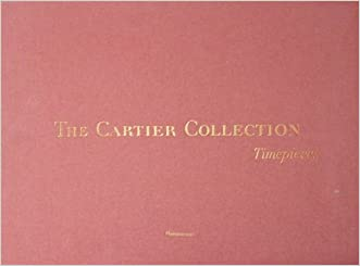The Cartier Collection: Timepieces written by Francois Chaille