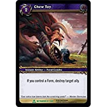 Chew Toy - Servants of the Betrayer - Uncommon [Toy]
