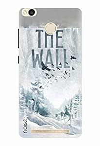 Noise Printed Back Cover Case for Redmi 3S Prime / 3s Plus Designer Case cover / Patterns & Ethnic / Game Of Thrones Design - By Noise