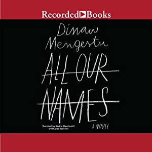 All Our Names Audiobook