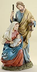 "15.5"" Joseph's Studio Renaissance Holy Family Religious Nativity Figure"