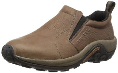 Merrell Jungle Moc, Men's Multisport Outdoor Shoes, Brown (Black Slate), 6.5 UK (40 EU)