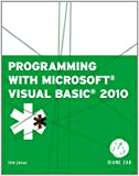 img - for Programming with Microsoft Visual Basic 2010 (VB.Net Programming) book / textbook / text book